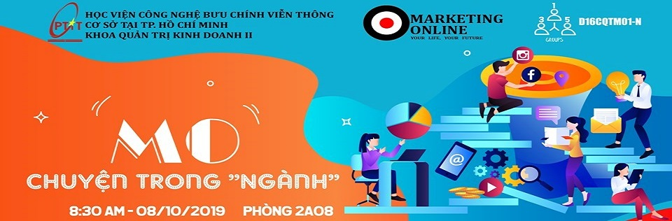 WORKSHOP: CHINH PHỤC MARKETING ONLINE